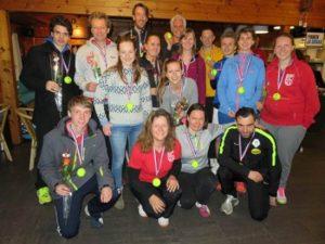 Wageningse Single Championships @ NVLTB | Wageningen | Gelderland | Netherlands