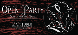 Open Party: Beauty and the Beast @ NVLTB | Wageningen | Gelderland | Netherlands