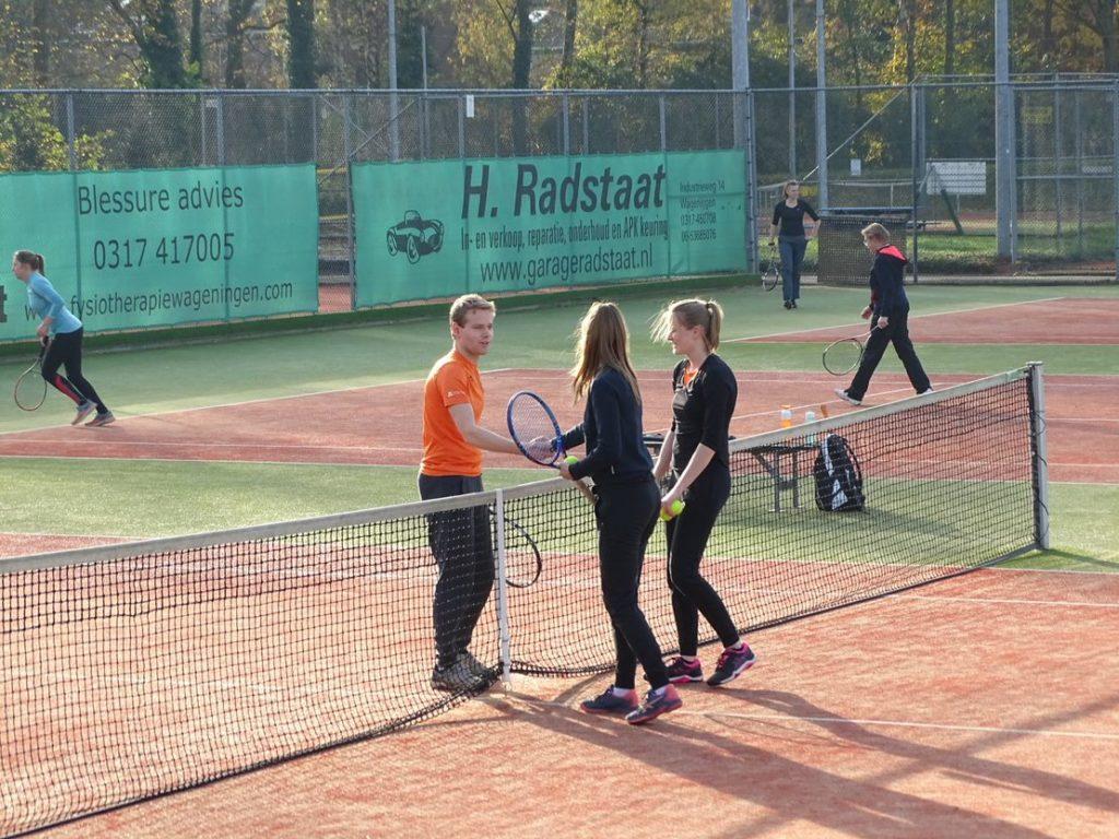 Sjaars-senior Tournament