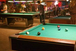 Accie Activity: Pool